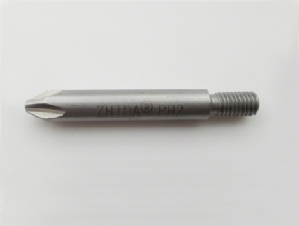 Screw shank PHILLIPS Screw Driver Bit PH2